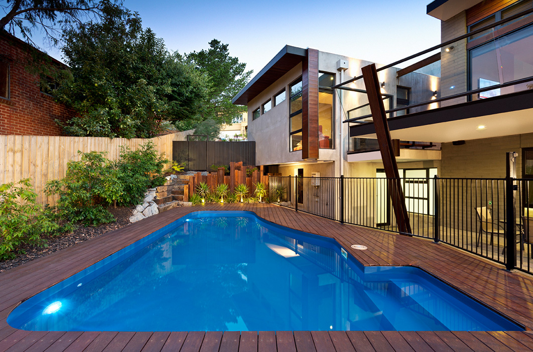 Apex Pools Family Pool construction Wollongong and Shellharbour