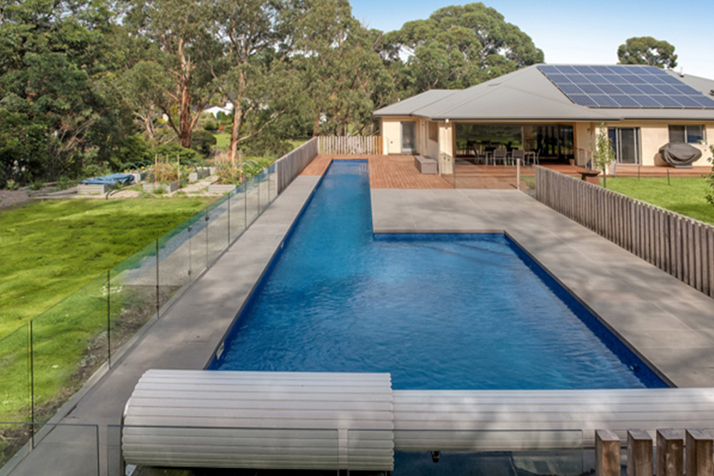 Lap Pools Design and Construction Illawarra